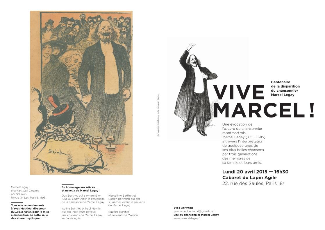 2015-04-20_Programme_Spectacle Vive Marcel_Au Lapin Agile_Paris