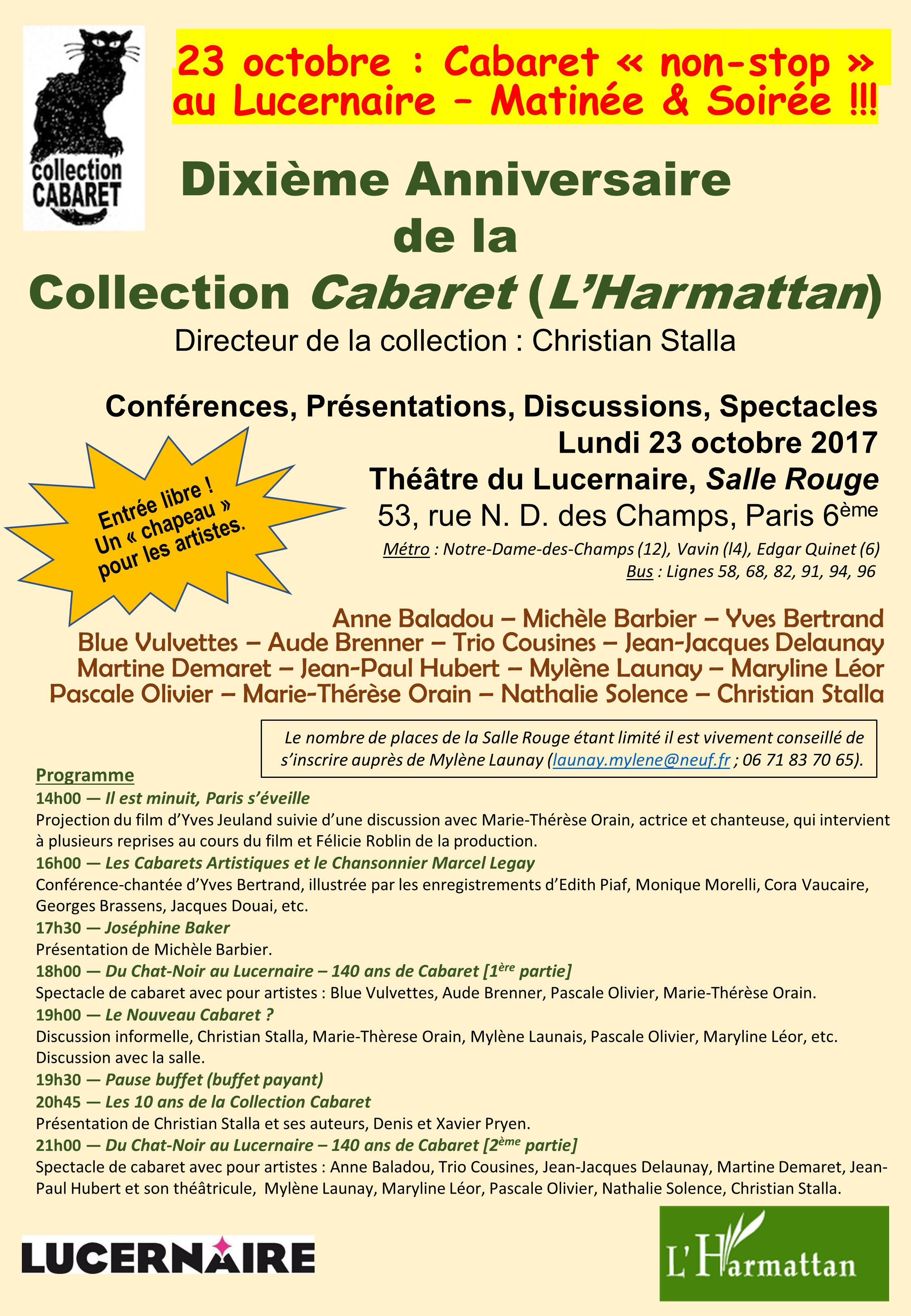 2017-10-23_Affiche_Conférence-chantée au Lucernaire_Paris