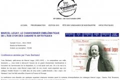 2016-10-10_Annonce Web_Conférence-chantée_Fête des Vendages de Montmartre_Paris