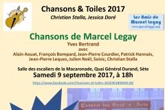2017-09-09_Affiche-Programme_Conférence-spectacle à Chansons & Toiles_2017_Sète