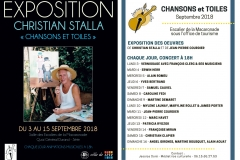 Chansons & Toiles 2018