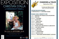 Chansons & Toiles 2018