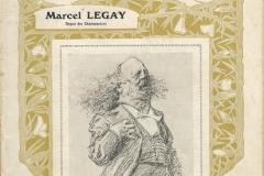La Bonne Chanson, 1913.