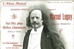 L'Album Musical, 1906.