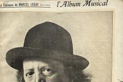 L'Album Musical, 1905.