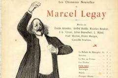 Les Chansons nouvelles, vers 1897.