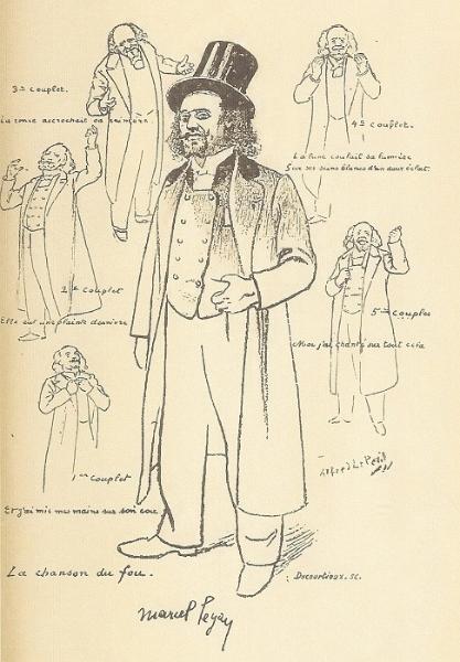 Marcel Legay par Alfred Lepetit, 1895.