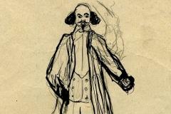 Marcel Legay par Gaston Couté, vers 1909 [1].