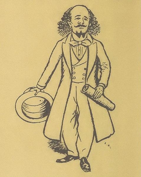 Marcel Legay par Fernand Fau, 1898.