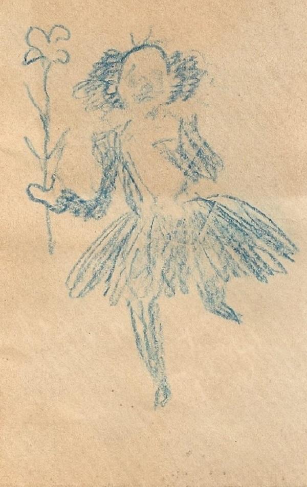 Marcel Legay par Adolphe Léon Willette, n.d. [3]
