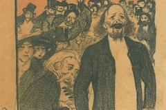 Marcel Legay par Théophile Alexandre Steinlen, 1895.