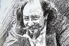 Marcel Legay par Georges Redon, 1895.