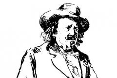 Marcel Legay par Henry de Marandat, 1913.