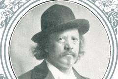 Marcel Legay, 1911, photo X.