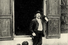 Marcel Legay, vers 1910, photo X.