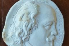 Marcel Legay, médaillon de Gaillepand, n.d.