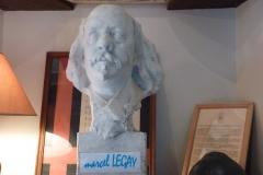 Marcel Legay, buste de Daniel Bacqué (no 2), n.d.